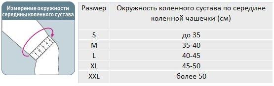 размеры rkn-103 (M)