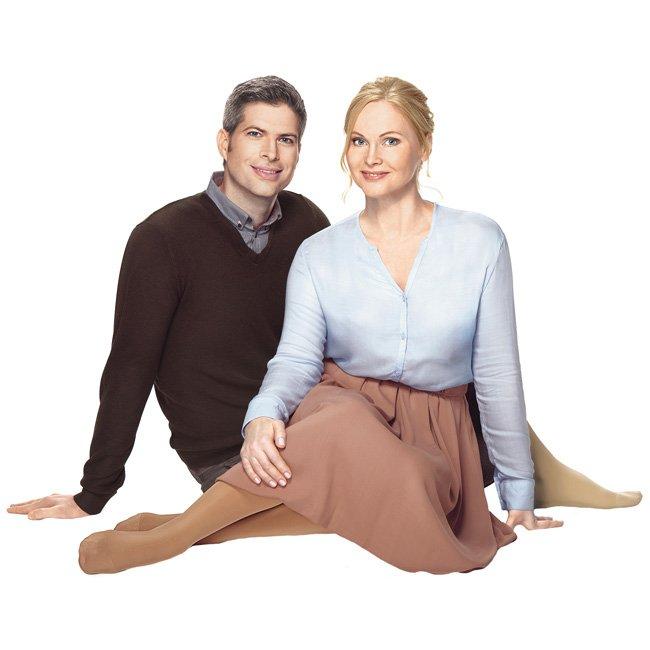 Мужской и женский компрессионный трикотаж